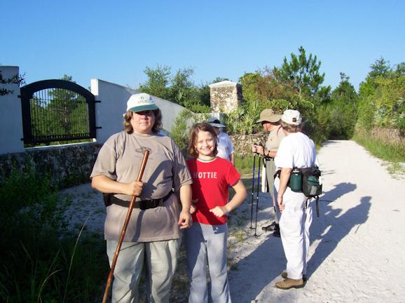 Atop the Land Bridge, 2006
