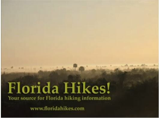 Old Florida Hikes YouTube