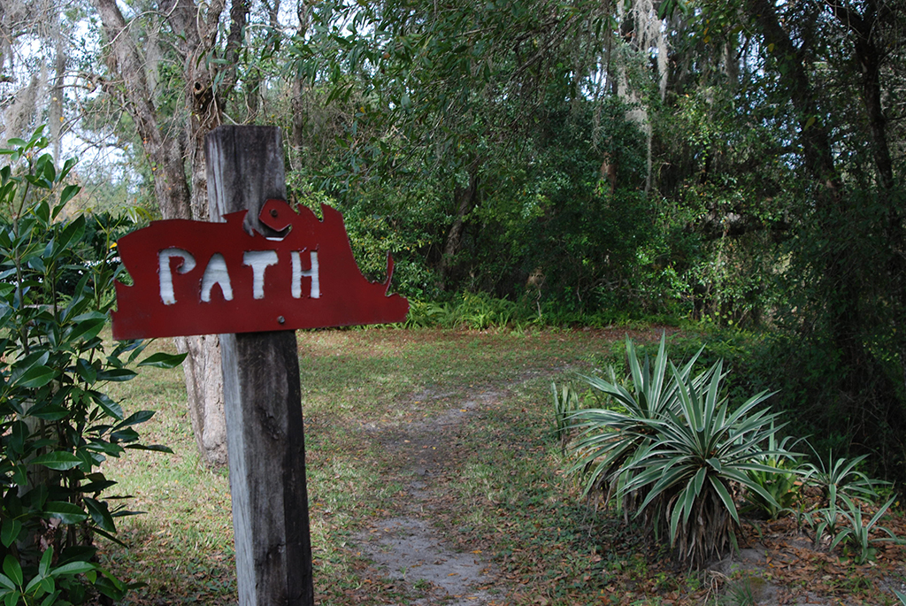 Solomon's Castle nature trail