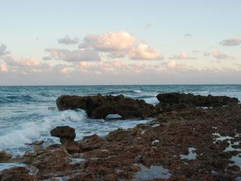 Coral Cove sea arch