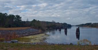Buckman Lock at St. Johns South