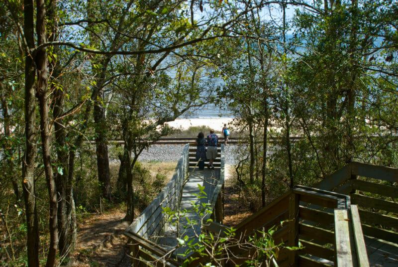 Boardwalk at Pensacola Bay Bluffs