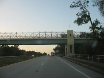 Cross Seminole Trail Bridge