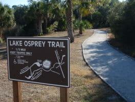 Oscar Scherer adds second ADA-compliant trail