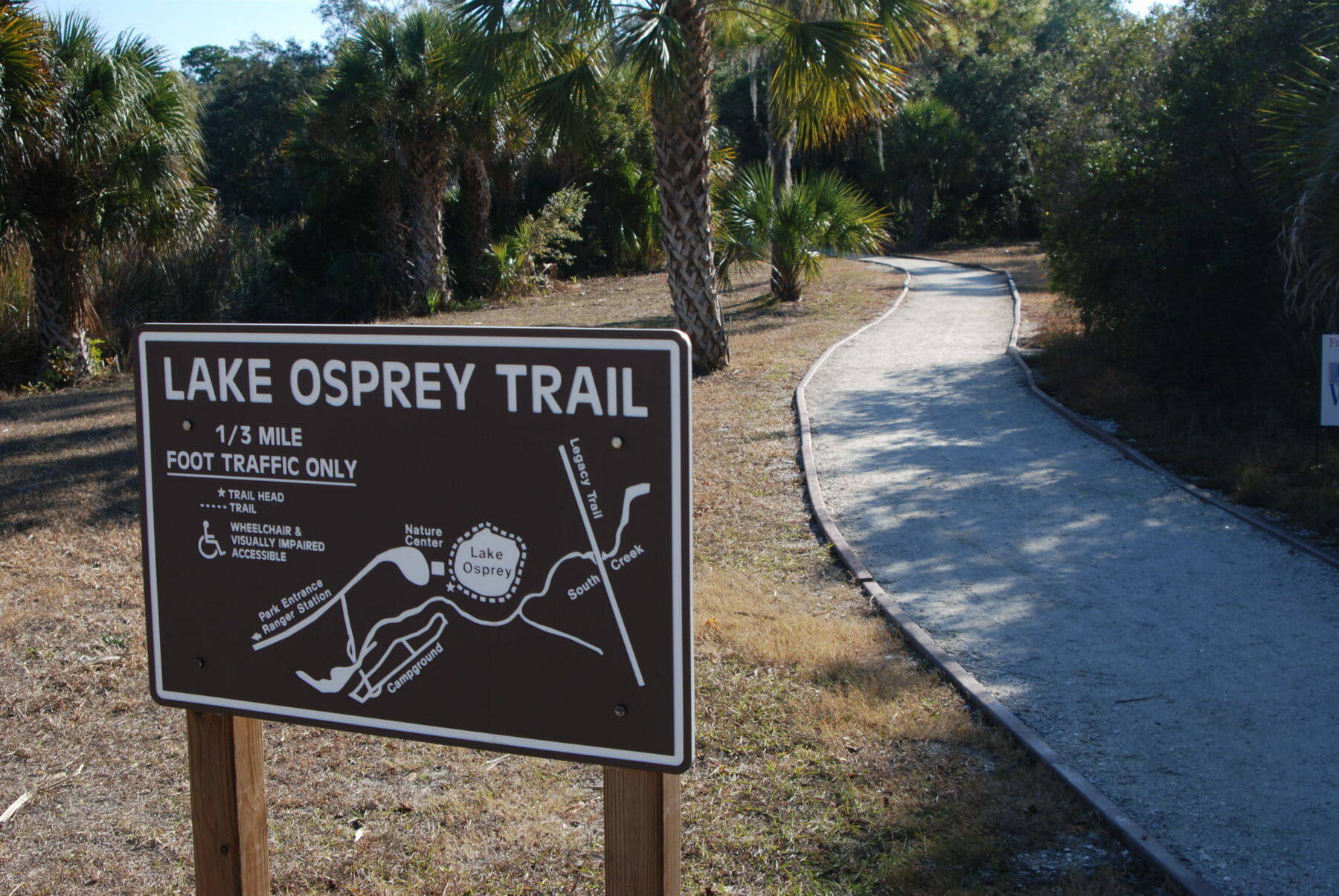 Lake Osprey Trail