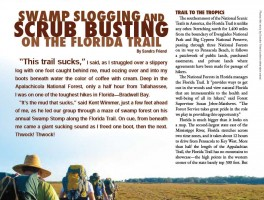 Head out on a Florida Trail adventure