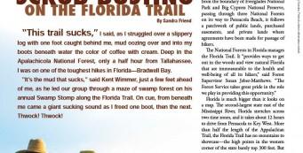 National Forest Foundation magazine article