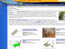 Forest Encyclopedia Network