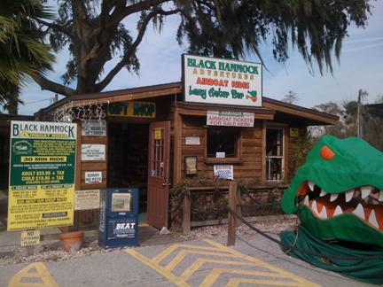 Black Hammock Fish Camp