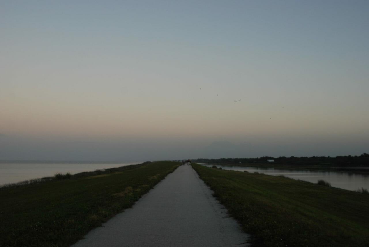 Dawn at Port Mayaca