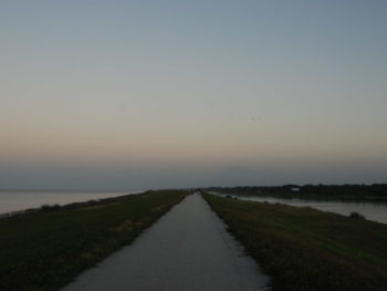 Dawn at Port Mayaca