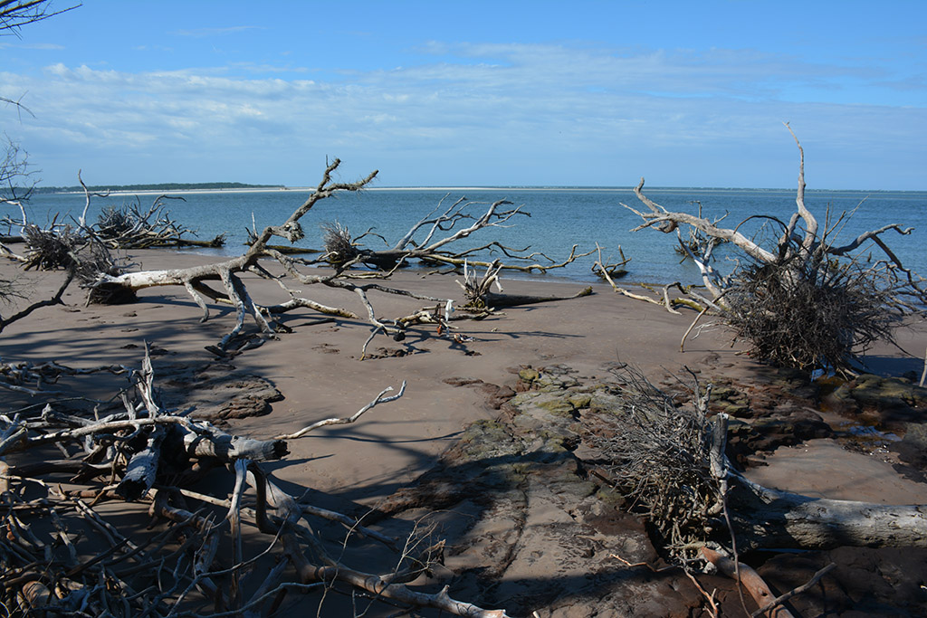 Blackrock Beach Florida Hikes
