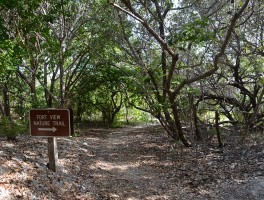 Fort Zachary Taylor Hiking Trails