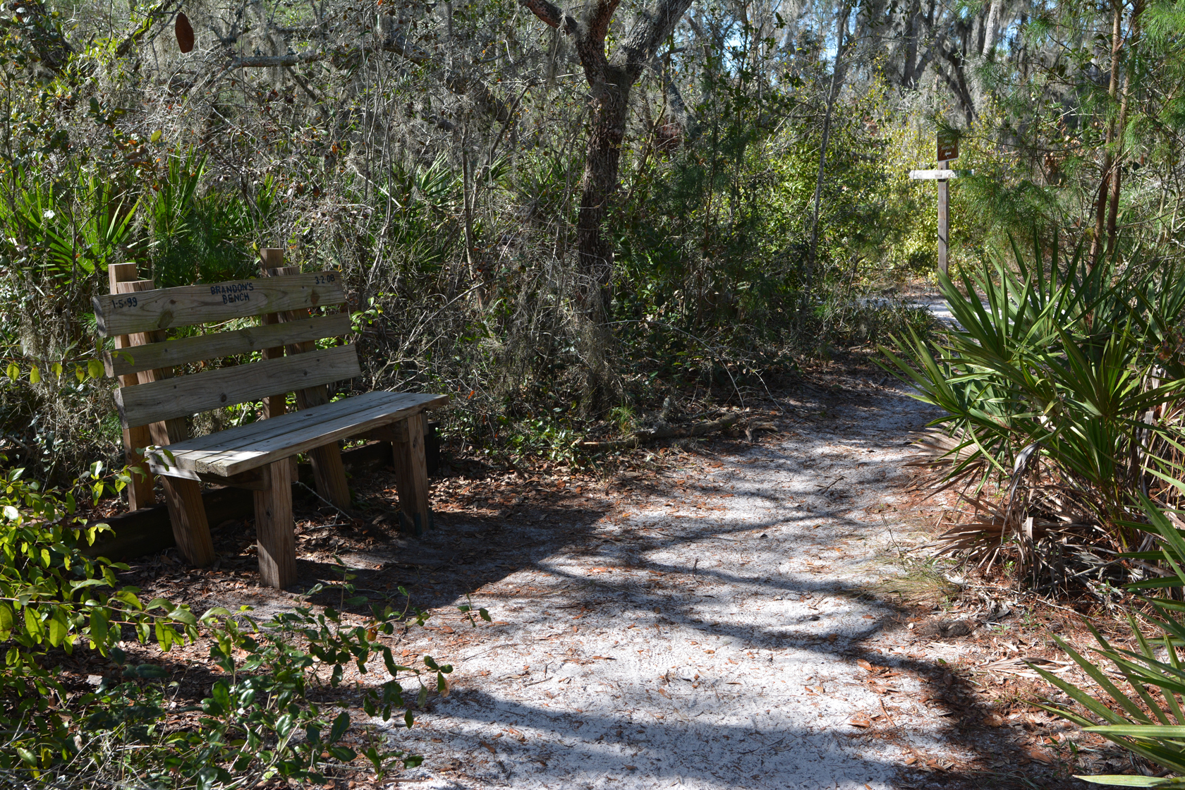Little Manatee River Hiking Trail