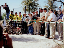 Cross Florida Greenway History   Bridge to the Future