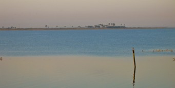 Sunrise on Pelican Bay