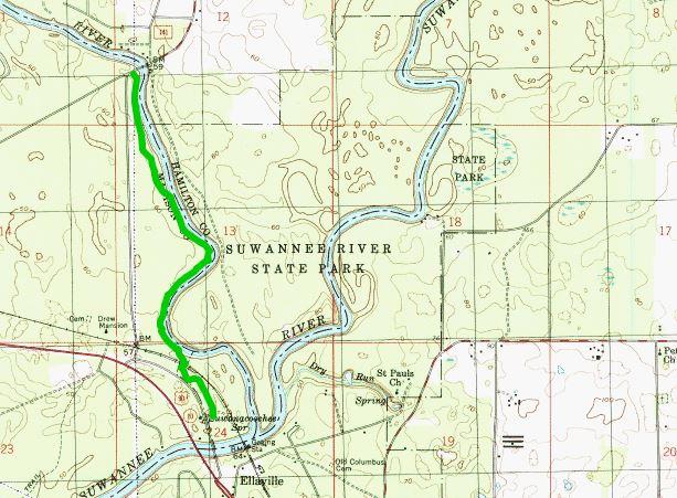 Big Oak Trail