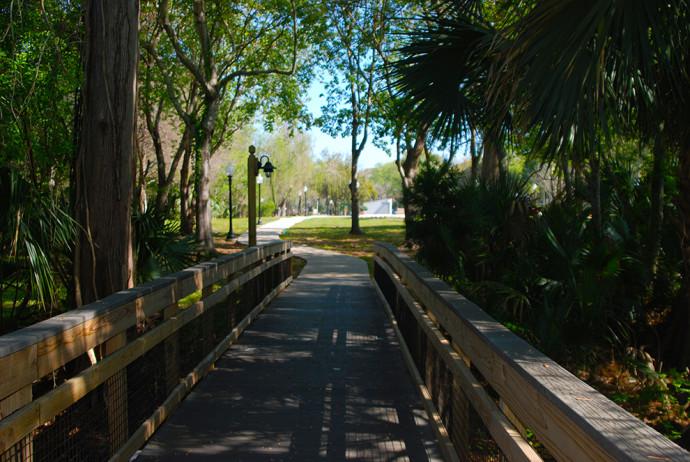Chapman Botanical Garden