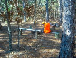 Florida Trail, Eglin West