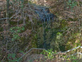 Falling Waters Sinkhole Trail