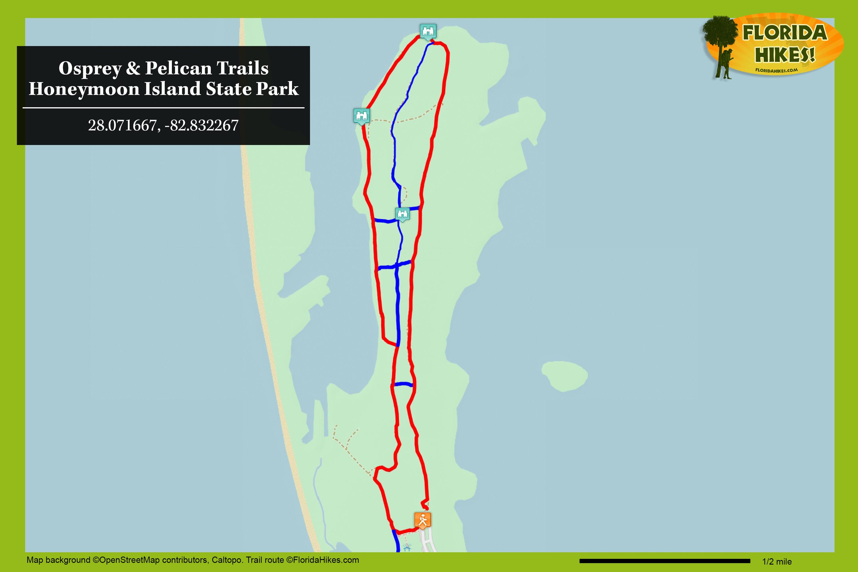 Osprey Trail | Florida Hikes! on