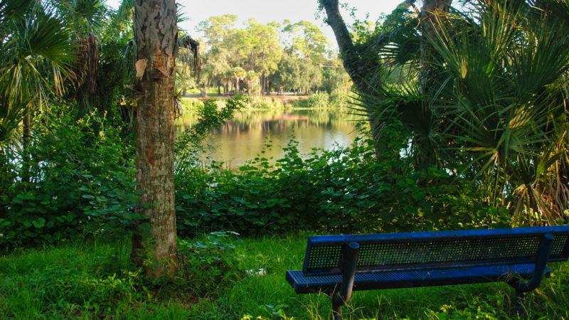 LaBelle Nature Park Caloosahatchee view