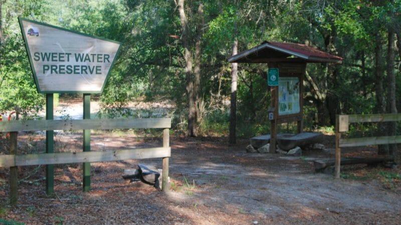 Sweetwater Preserve Trailhead East