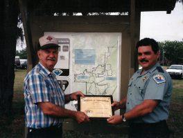 Florida loses a trail icon: Wiley Dykes, Sr.