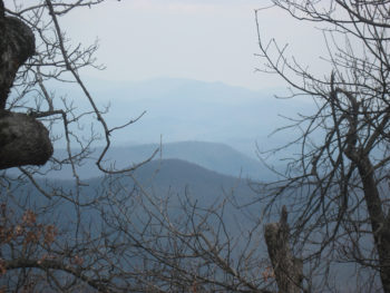 Colors of the Blue Ridge