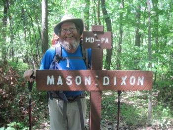 John @ the Mason-Dixon Line