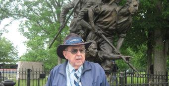 Jim Tate, Gettysburg Battlefield Guide