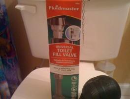 John versus the Flushmaster 2000