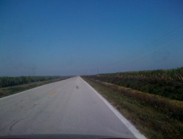 Coping with Lake Okeechobee Florida Trail closures