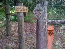 Florida Trail at Fort Basinger
