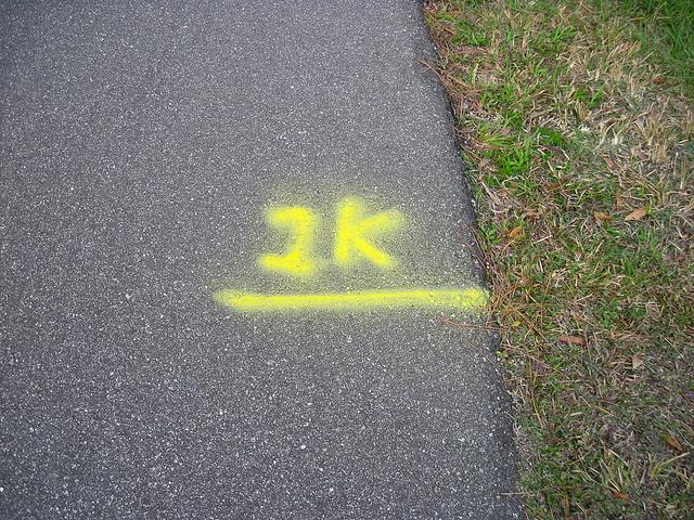 JK on pavement