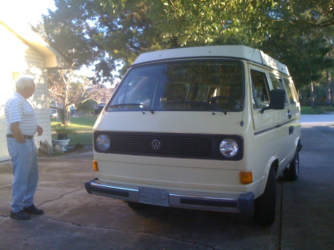 Meet Primrose, the 1982 Westy!