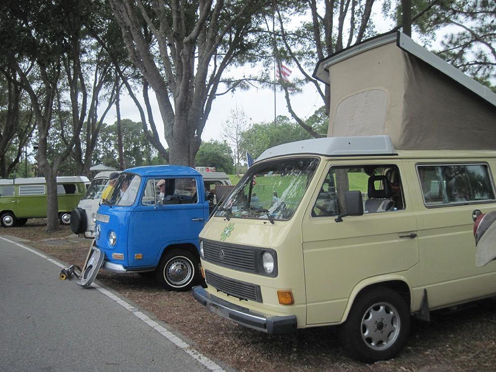 VW Westy diesel 82