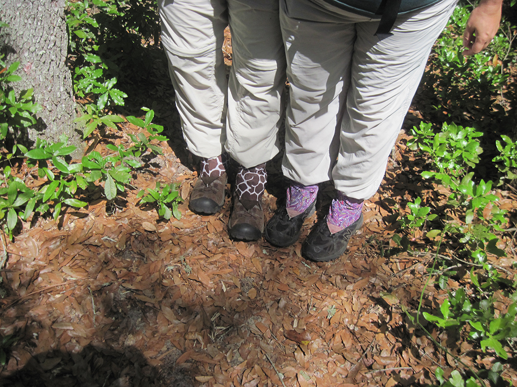 Our Dirty Girl Gaiters
