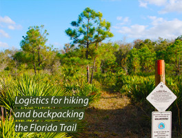 Florida Trail Guide First Edition Updates