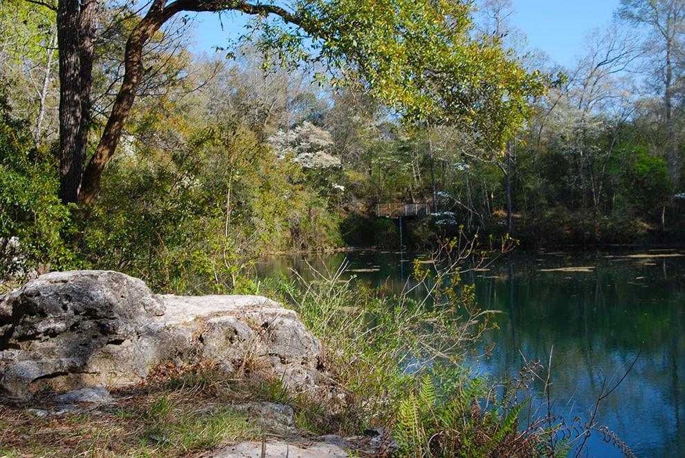 Cherokee Sink Trail
