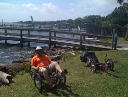 Intracoastal Trike Ride