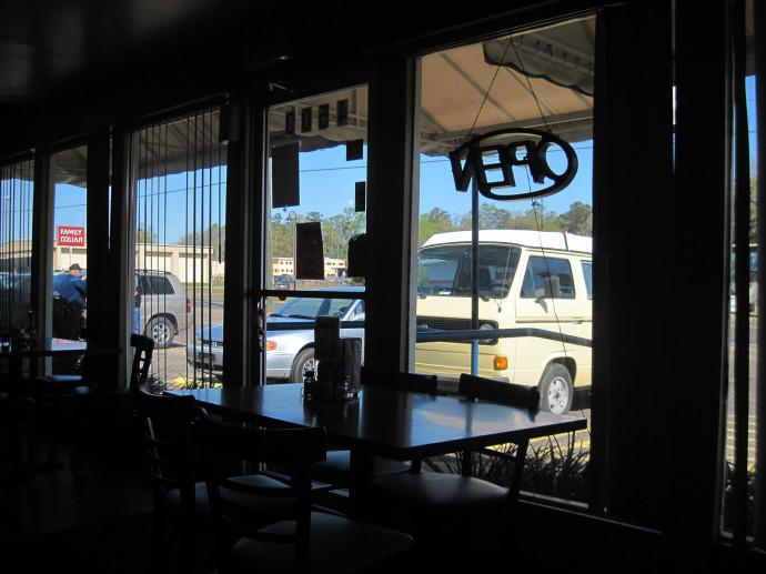 Primrose at Bobbies Waffle Iron in Marianna