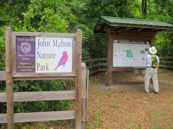John Mahon kiosk