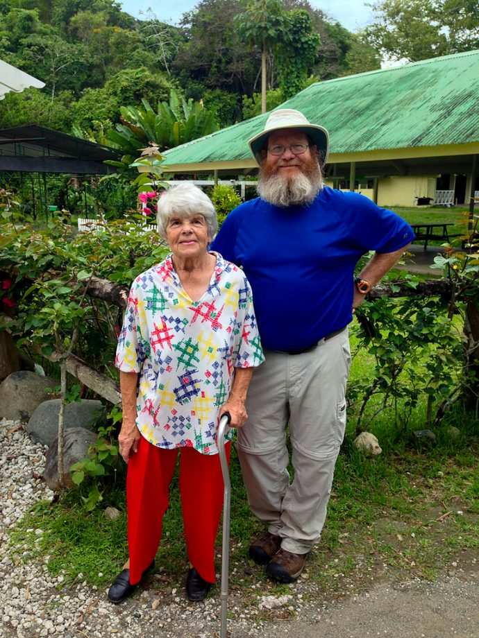 John and Dorcas Panama