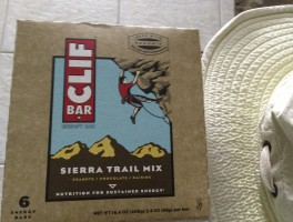 Clif Bars Sierra Trail Mix