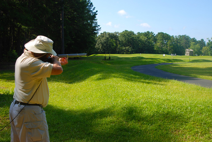 Taking aim at Ninety Six National Historic Site
