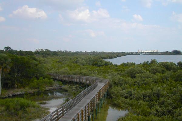 Boca Ciega Millenium Park
