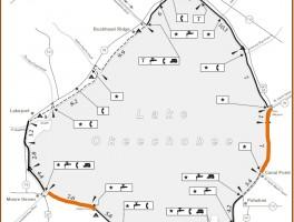 Update on Florida Trail closures around Lake Okeechobee