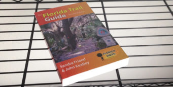 Sold out of The Florida Trail Guide