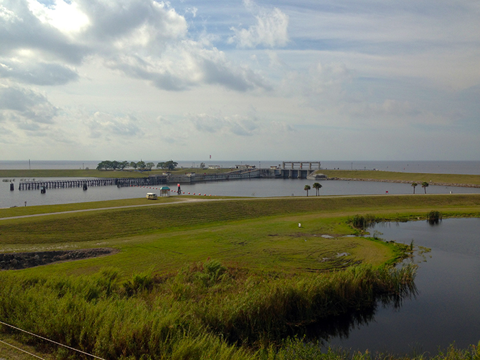 The Port Mayaca Lock